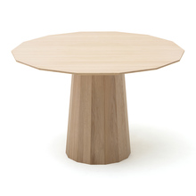 COLOUR WOOD DINING 120 PLAIN(ペールナチュラル)