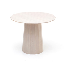 COLOUR WOOD DINING 95 GRID(グレーグリッド)