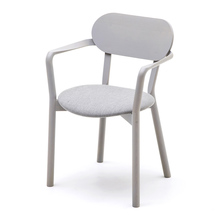 CASTOR ARMCHAIR PLUS PAD グレイングレー