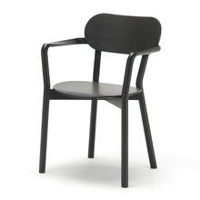 CASTOR ARMCHAIR PLUS ブラック