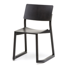 PANORAMA CHAIR WITH RUNNERS ブラック