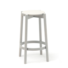 CASTOR BARSTOOL LOW グレイングレー