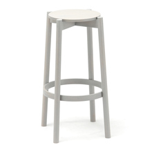 CASTOR BARSTOOL HIGH グレイングレー