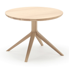 SCOUT BISTRO LOW TABLE ピュアオーク