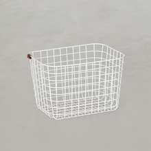 WIRE BASKET M ホワイト